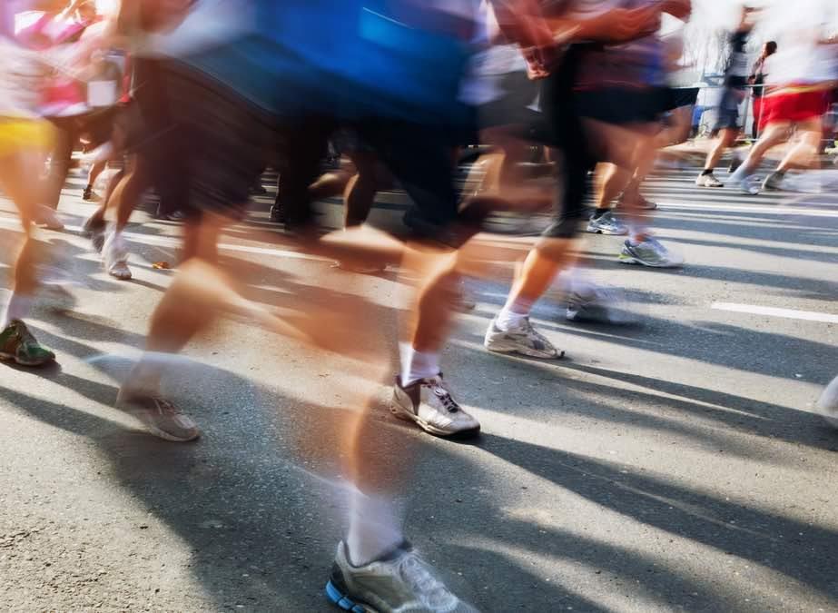 Feliz día mundial del running